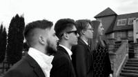 """Ģimnāzijas instrumentālā grupa """"Third Party"""" – godalgu ieguvēji Latvijas jauno grupu konkursā """"Homesick 2017"""" un """"Vēju Ritmi"""""""