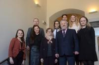 ASV vēstniece Latvijā tiekas ar Jēkabpils jauniešiem