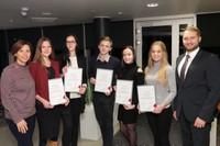 Jauniešiem iespēja pieteikties ikgadējām ERGO stipendijām