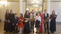 Muzicējam savai pilsētai un Latvijai!