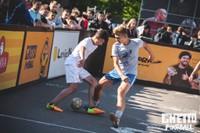 "Jēkabpilī norisināsies ""Ghetto Football"" turnīrs"